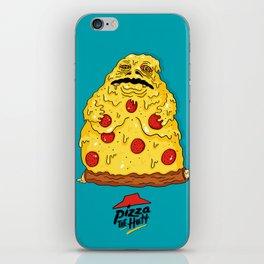Pizza The Hutt iPhone Skin