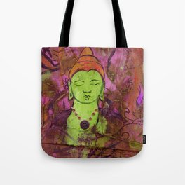 Queer Buddha ~ Knowledge Tote Bag