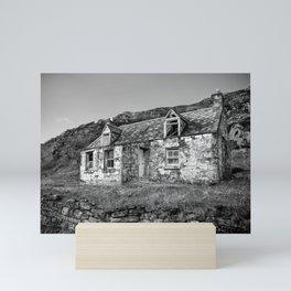 Highland Croft Mini Art Print