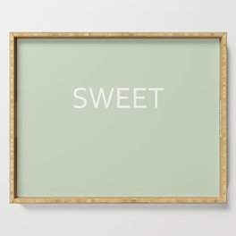 Sweet seagrass Serving Tray