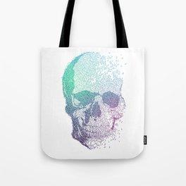 Music Skull Tote Bag