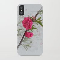 blossom iPhone & iPod Cases featuring Blossom by IvanaW