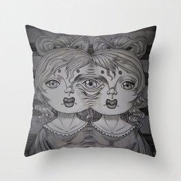 Sewn Throw Pillow