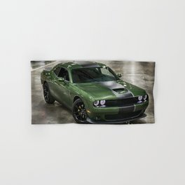 Challenger Stars and Stripes Edition Hand & Bath Towel