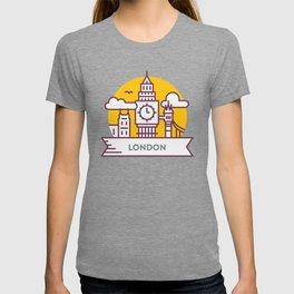 Travel: London, United Kingdom T-shirt