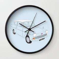 Weasley's Flying Ford Anglia Wall Clock