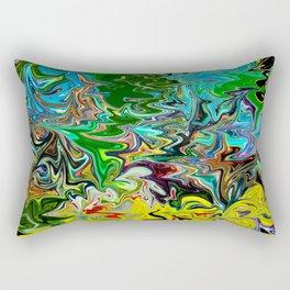B-Dazzled Rectangular Pillow