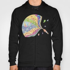 The Painted Quilt Hoody