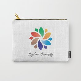 Explore Curiosity Mandala Carry-All Pouch
