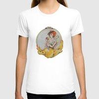 fullmetal alchemist T-shirts featuring The Alchemist by TammyWitzens