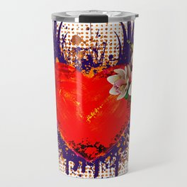 Wings of Fire Travel Mug