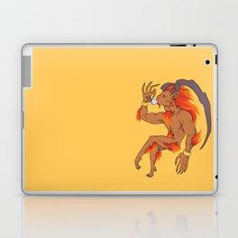 Tea Toting Ifrit Laptop & iPad Skin