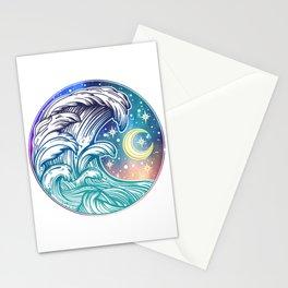 Star Lit Ocean Stationery Cards