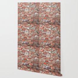 Brick Wall (Color) Wallpaper