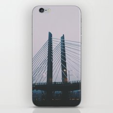 Tilikum Crossing iPhone & iPod Skin