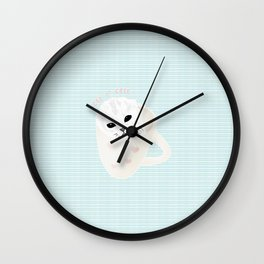 Cup o cute Wall Clock