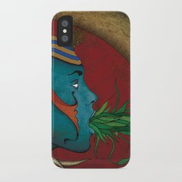 Siamese God iPhone Case