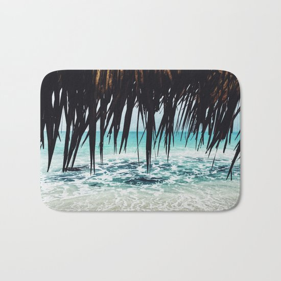 Cuba love Bath Mat