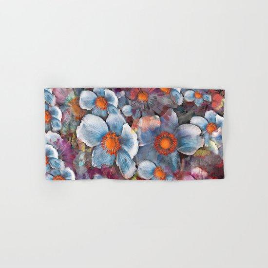 Flower carpet(53). Hand & Bath Towel