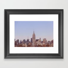 NYC No. 2 Framed Art Print