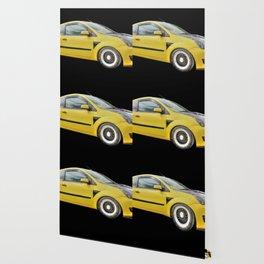 Mk6 Fiesta in HDR Wallpaper