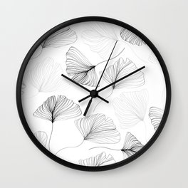 Naturshka 61 Wall Clock