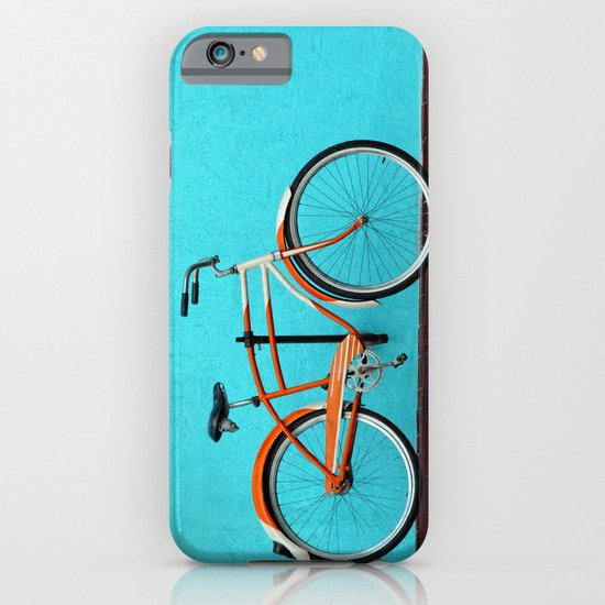 Oak Cliff Bicycle iPhone & iPod Case