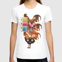 woody T-shirts featuring WOODY by Leonardo Tezcucano