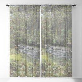 Stress Less Sheer Curtain