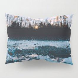 Rising Sun - Kenai Fjords National Park Pillow Sham
