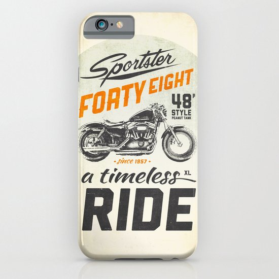 Forty Eight iPhone & iPod Case