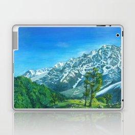 Himalaya mountains Laptop & iPad Skin