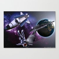 tool Canvas Prints featuring Tool.. by Dave Saunders