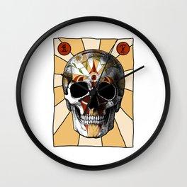 Celebrated Dead Wall Clock