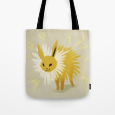 Jolteon Tote Bag