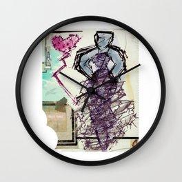 The Unfair Affair Wall Clock