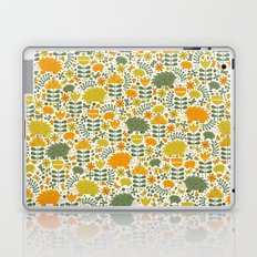 Autumn Hedgehog Forest Laptop & iPad Skin