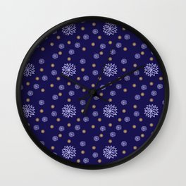 The Happy Hippy Reinvented Wall Clock