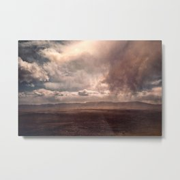 Explorations with Space: No. 1 Metal Print