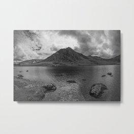 Tryfan Mountain Metal Print