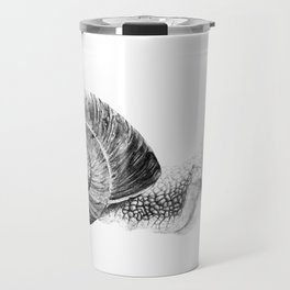 Happy Little Snail Travel Mug