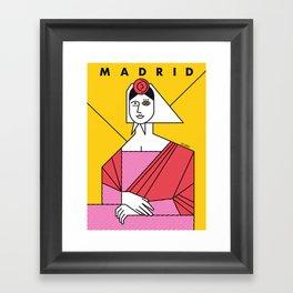 CHULAPA Framed Art Print