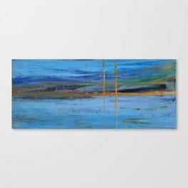 Whispering Sea Canvas Print
