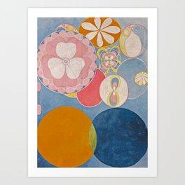 Hilma Af Klint 1 Art Print