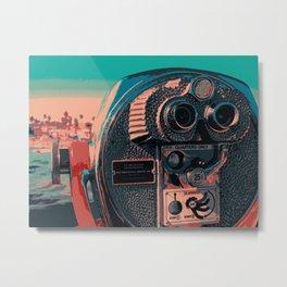 I See Newport Beach Metal Print