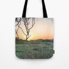Barrier Island Sunrise II Tote Bag
