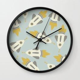 Cohete Wall Clock