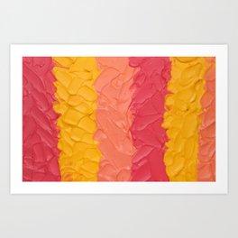 Candy Belt Art Print