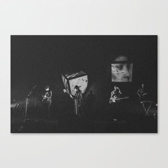 Tegan and Sara Canvas Print