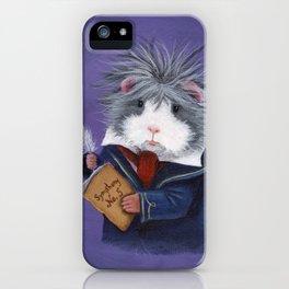 Ludpig Van Beethoven iPhone Case